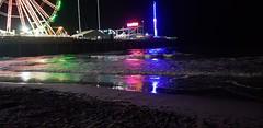 Atlantic City,  N.J. 2018 (bpephin) Tags: ac nj jersey casino boardwalk ocean water color pier