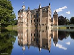 Kasteel Ruurlo (Rens Timmermans) Tags: canon5dmk3 sigma1224f4556dg kastelen water reflectie achterhoek