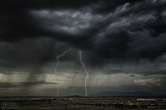 Now on Facebook (Dave Arnold Photo) Tags: nm nmex newmex newmexico loslunas sandia mountain sunset lightning lightening monsoon desert storm stormy thunderstorm thunder image pic us usa picture severe photo photograph photography photographer davearnold davearnoldphotocom nighttime sun scenic cloud urban summer badweather top wet facebook canon 5d mkiii 24105mm huge big valenciacounty landscape nature outdoor weather rain rayo cloudy sky cloudburst raincolumn rainshaft season mountains southwest monsoons strike ray albuquerque elcerro hill