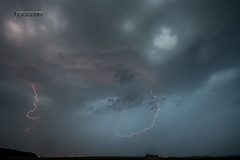 Stormchase 2018-08-08 (6 of 6) (Bart Devriendt) Tags: storm stormchase lightning weather