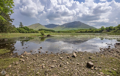 Connemara [IE] (ta92310) Tags: connemara national park gallway galway travel europe irlande ireland 2018 spring reflet reflection water lake lac eau quiet calme nature irish eire landscape paysage