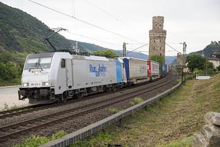 D RTB 186 422-2 Oberwesel 29-06-2018
