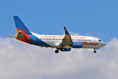 G-GDFM Boeing 737-36N Jet2.com AGP 01-07-18 (PlanecrazyUK) Tags: lemg malaga–costadelsolairport malaga costadelsol ggdfm boeing73736n jet2com agp 010718