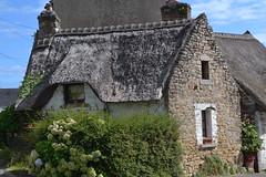 Chaumière (Jeanne Menjoulet) Tags: riecsurbélon bretagne finistère house rustic cottage france