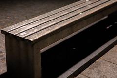 Die Bank (BobbesStar) Tags: parkbank nacht dunkelheit