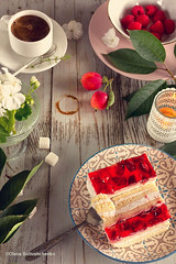coffee and cake (stok-1707) Tags: background basket birthday biscuit breakfast brown cake celebrate coffee cozy cup date day decorative delicious dessert dish drink feelings festive food fresh fruit gourmet home homemade jelly love party petals piece pink plate red retro romance romantic rustic setting snack strawberry sugar sweet table tasty vintage wedding white wood wooden