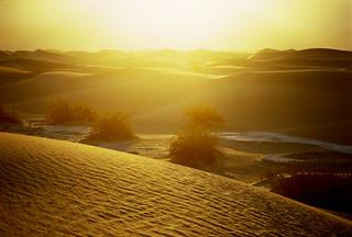 The Burning Desert  (Film)