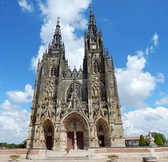 2018 24 mai ND Epine extérieur (areims) Tags: église lepine extérieur eglise