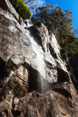 Blackfellow Falls (stevepaustin) Tags: waterfall rainforest rocks springbrook queensland australia au