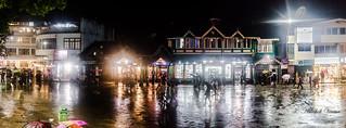 Chowrasta - The heart of Darjeeling