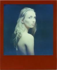 M. (denzzz) Tags: portrait polaroid impossibleproject polaroidoriginals 600color lucky8 slr680 instantfilm analogphotography filmphotography