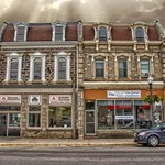 Elora Ontario - Canada - Historic Downtown - thumbnail