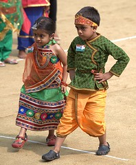 Young Dancers (Scott 97006) Tags: kids costumes dance performance celebrate culture boy girl young