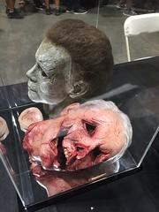 New Halloween 2018 Movie Masks (JacksonSha) Tags: michael myers halloween 2018 movie mask horror scary props heads midsummer scream long beach killer new trick r treat studios