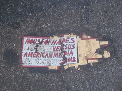 House of Hades Broken Up Style Toynbee Tile 7781 (Brechtbug) Tags: house hades toynbee tile broken up new york city plus colossus roads brakeman brush in surrealville 2018 ford art artist mosaic parts part shattered smashed jumbled black top asphalt 08152018 nyc broadway fifty first street