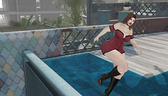 Jump. 0207 (gwendolyn beverly) Tags: nonspon blueberry sl15bshoppinggiftevent sl secondlife bellezafreya catwa catya amarabeauty bramble pumec maai stealthic utopiadesign stardust scarletcreative
