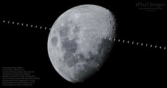 The International Space Station transits across the Waxing Gibbous Moon over North Ipswich, Queensland, Australia in the early evening of 23 June 2018. (ePixel Aerospace) Tags: internationalspacestation iss lunarcrossing lunar moon waxinggibbousmoon ipswich queensland australia expedition56 mission astronaut cosmonaut space spacestation nasa jaxa roscosmos esa spaceexploration universe cosmology