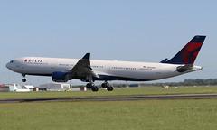 N809NW (Ken Meegan) Tags: n809nw airbusa330323e 663 deltaairlines dublin 1252018 delta airbusa330 airbusa330300 airbus a330323e a330300 a330