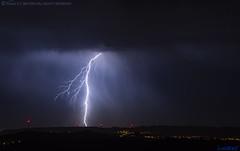 2018.06.20 - 223234 (NIKON D7200) [Carvalha] (Nuno F. C. Batista) Tags: clouds nuvens portugal lusoskies lightning relâmpago thunderstorm trovoada storm night sky nikon severeweather storms photography margemsul skies portuguese meteorology cumulunimbus d7200 arrudadosvinhos carvalha