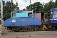 2014-06-13, Riga, Depot 3 (Fototak) Tags: tram strassenbahn atw meuleuse schleifwagen riga latvia 88002