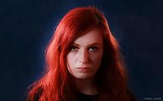 Aoife Skye (Allan Jones Photographer) Tags: portrait model redhead beauty pretty atmospheric modelskyemarshall allanjonesphotographer canon5div canonef70200mmf28lisiiusm goodphoto aoife skye aoifeskye