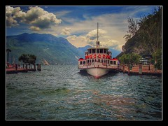 Riva Del Garda (ilfotografodellapausapranzo1) Tags: lagodigarda rivadelgarda summer estate photography