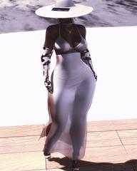 Walk with me (ByteDreams Slade) Tags: summer davidheather accessories kaithleen style avatar