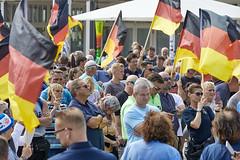 20180805NoAFDHROBR034 (bildwerkrostock) Tags: rostock rostocknazifrei rostockhilft warnemünde antifaschismus afd nazis protest demonstration kundgebung deutschland pegida lutzbachmann