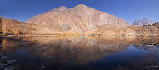 Phander Lake in Autumn !!