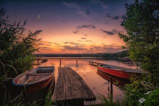 Belade dein Boot mit Glück, und es wird nicht kentern.