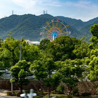 Oji Park(王子公園)