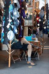 Tag you (RaminN) Tags: vendor hats saturdaymarket oregon portland tags