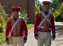 M5 Living History Show (jacquemart) Tags: m5livinghistoryshow troops military drill spetchley worcester
