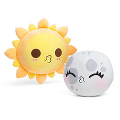 Solar Eclipse Sun Moon plush (mywowstuff) Tags: gifts gift ideas gadgets geeky products men women family home office