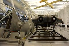NASM_0305 Horten Ho 229 V3 jet flying wing (kurtsj00) Tags: nationalairandspacemuseum nasm smithsonian udvarhazy horten ho 229 v3 jet flying wing