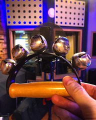 Jingle Jangle (Pennan_Brae) Tags: recordingsession studiolife percussion bells jinglebells musicproduction musicproducer recordingstudio recordingstudios music recording musicstudio