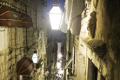 Old Town at Night (Norse_Ninja) Tags: town old croatia night street alley dubrovnik panasonic gh5 journeyjd17