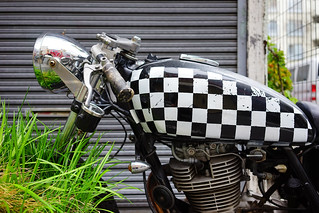 Chequered past...