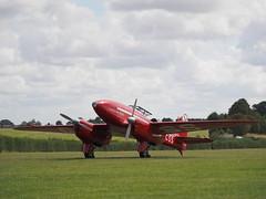 De Havilland DH88 Comet (Megashorts) Tags: oldwarden bedfordshire england uk shuttleworthcollection aviation aeroplane aeroplanes plane planes aircraft flying history museum olympus omd em1 mzd shuttleworth 40150mm f28 pro 2018
