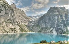 faszinierende Bergwelt (Körnchen59) Tags: gelmersee schweiz berneroberland berge mountains körnchen59 elke körner pentax ks2