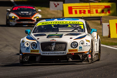 Team Parker Racing - Bentley Continental GT3 (Gary8444) Tags: championship bentley hatch gt3 2018 british august gt circuit motorsport continental gp brands