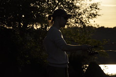 Fiskebossen (alex.jorneblom) Tags: hjärtaredssjön fiske fishing vacation