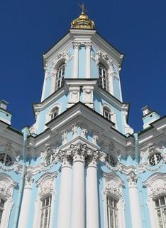 Saint Nicholas Naval Cathedral (Saint Petersburg, Russia)