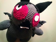 Artist: Crotchety Crocheting (The Binding Of Isaac - Sculptures & Artisan_) Tags: edmundmcmillen thebindingofisaac art game dolls sculpture crafting handmade handicraft