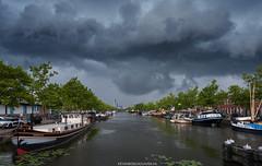 few minutes later in Leeuwarden ...