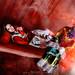 Count D & Kirin | PET SHOT OF HORRORS cos Erika & Fabers