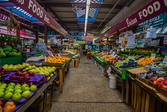 The Market (JMS2) Tags: bronx history newyorkcity arthuravenue memories themarket stands fruits vegetables littleitaly