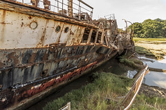 Aboard PS Ryde-42 (hov1s@) Tags: psryde paddlesteamer isleofwight islandharbour rivermedina shipwreck