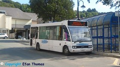 Recent to the company (Efan Thomas Bus Spotting Photography) Tags: gwynfor coaches optare solo yj11elc
