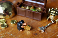 IMG_7952 (kosinus190) Tags: lego niffler harrypotter mini figure toy